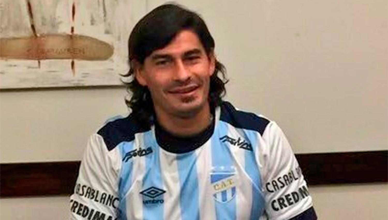 Ismael Blanco jugará en Atlético Tucumán — Colón