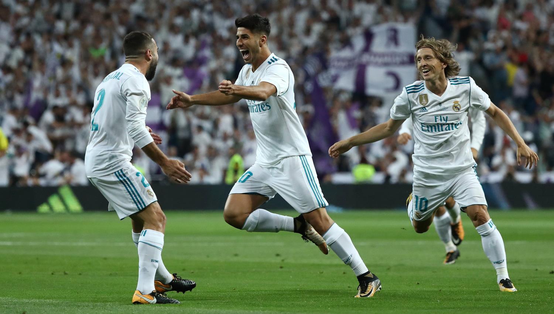 El Real Madrid pretende blindar a Asensio