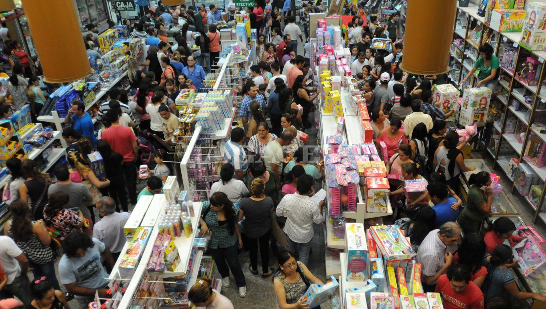 Casi el 50% comprará los regalos en comercios minoristas — Día del Niño
