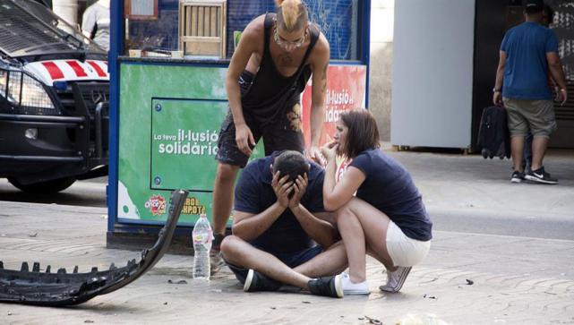 Estado Islámico reivindica el atentado en la Rambla de Barcelona