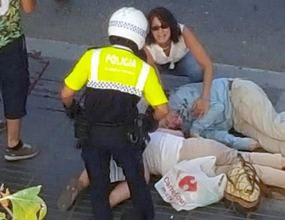 El Estado Islámico reivindica atentado en Barcelona