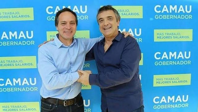 Nito Artaza se lanzó como candidato a vicegobernador — Corrientes