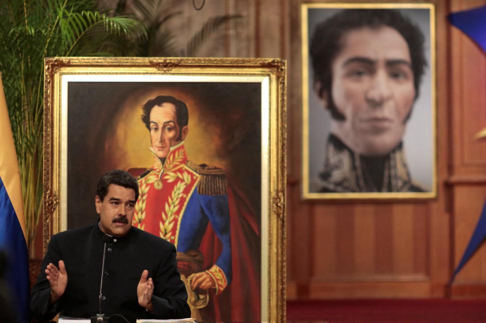 Nicolás Maduro aseguró que es una