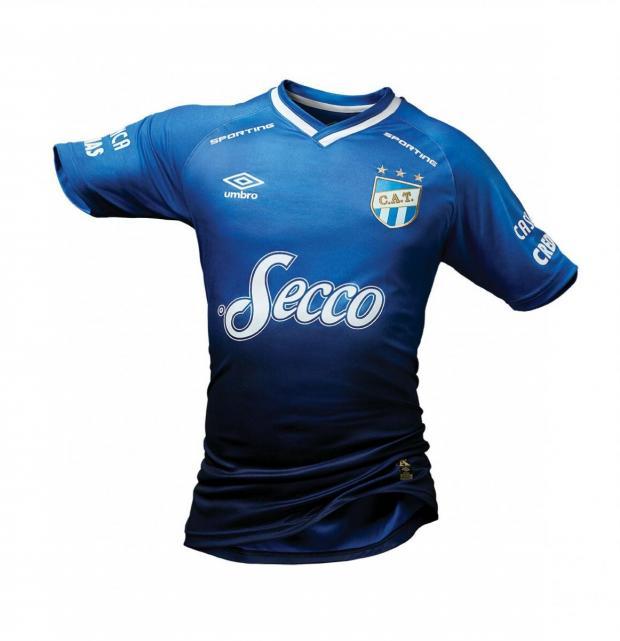 Filtraron una imagen de la nueva camiseta alternativa de Atlético ... eea5145839535