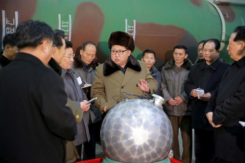 Estados Unidos amenaza a Pyongyang con