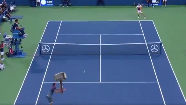 El austriaco Thiem en cuarta ronda del US Open