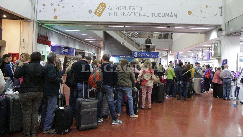 Vuelos cancelados en Argentina por protesta contra llegada de las