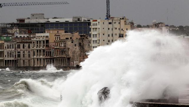 La historia detrás de la foto que conmueve al mundo — Huracán Irma