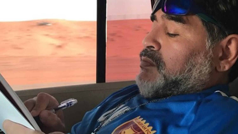 Maradona llegó a Instagram y fulminó a Mirtha Legrand