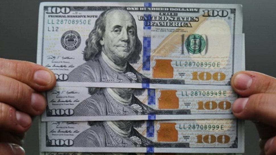 El dólar cede siete centavos a $ 17,31