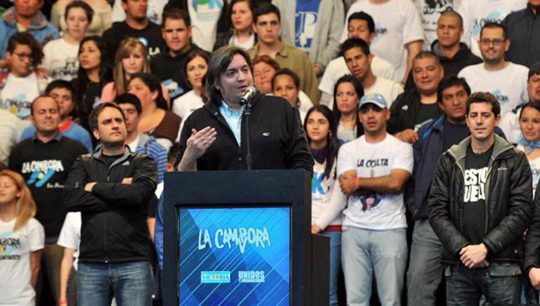 Allanan el banco donde Máximo Kirchner tiene sus cuentas