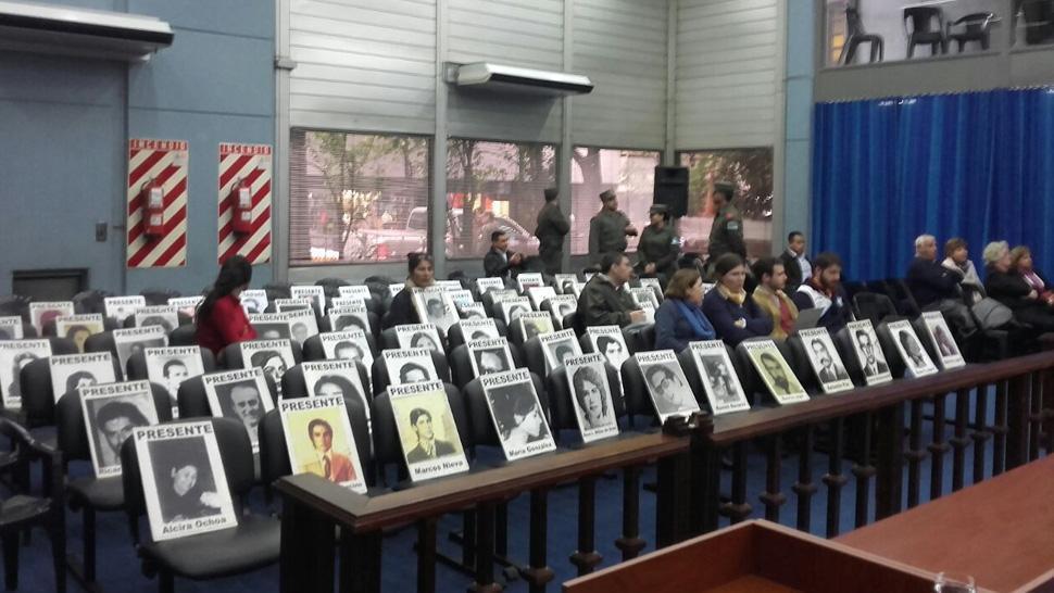 Sentenciaron a perpetua a seis de los acusados — Operativo Independencia