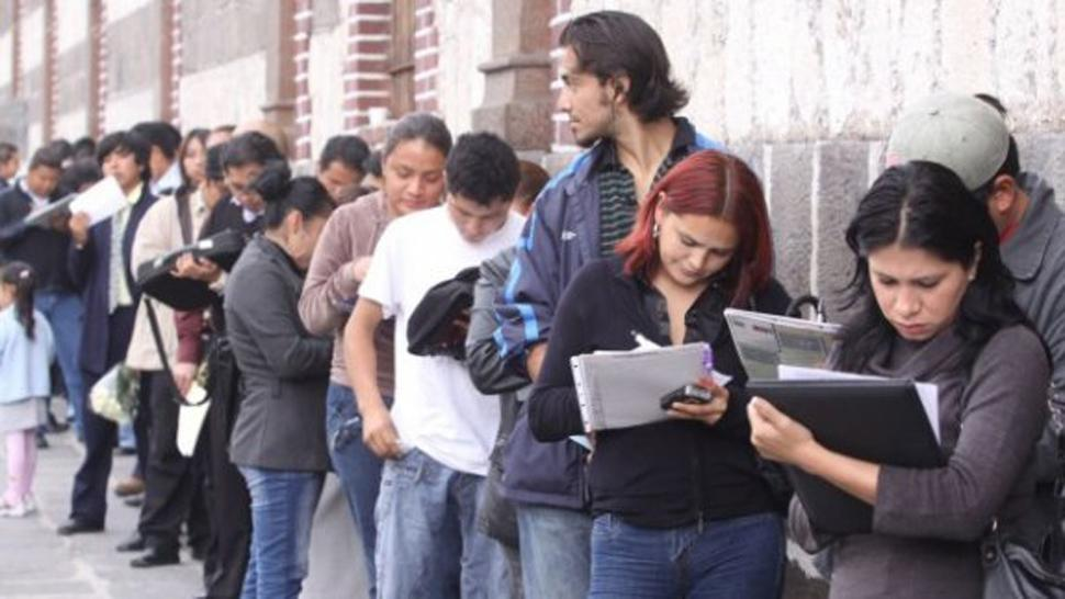El desempleo en la Argentina se ubica en el 8,7%