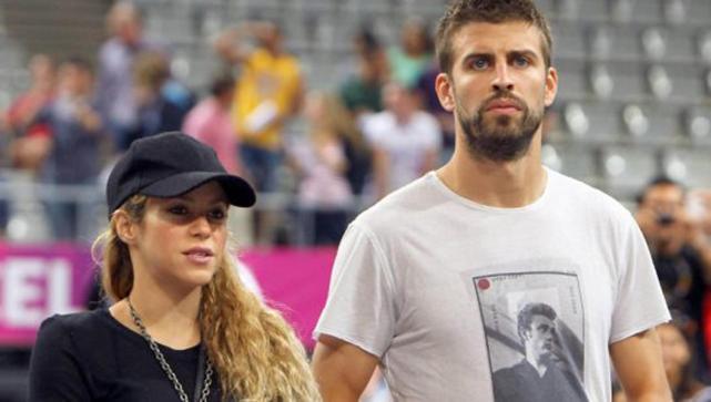 Rumoran separación entre Shakira y Piqué