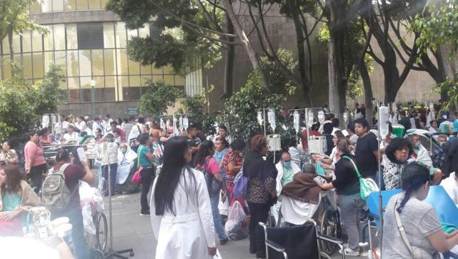 Presidente colombiano ofrece apoyo a México por terremoto