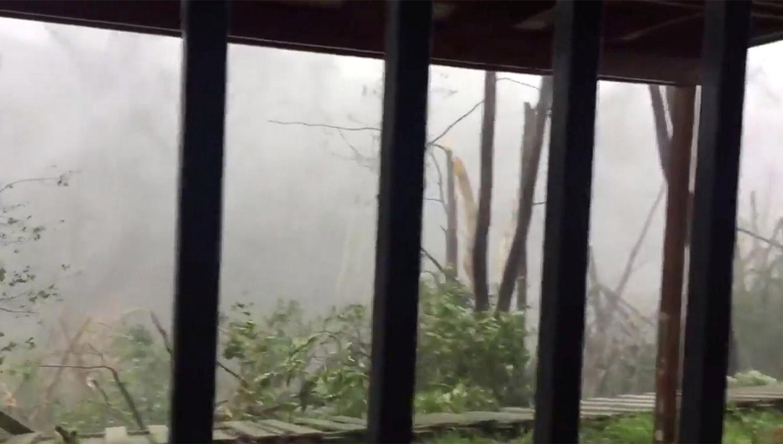 El huracán María deja al menos 32 muertos en el Caribe
