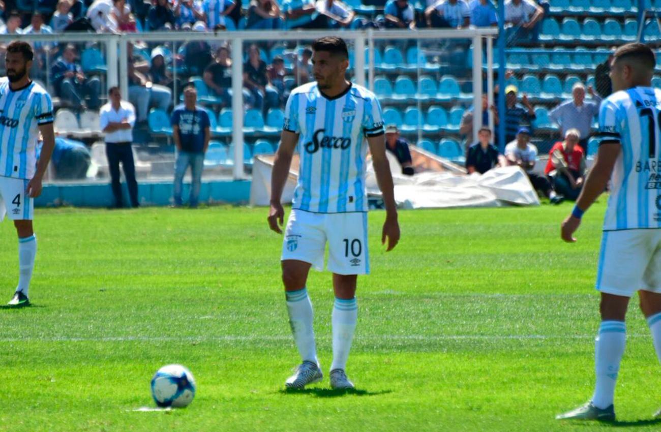 Pumpido no tocará el equipo para medirse con Atlético Tucumán