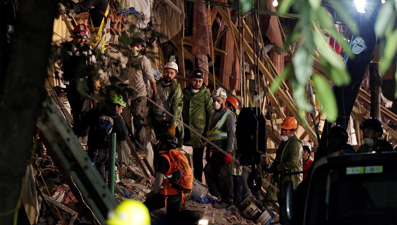 Terremoto en México: el caso de 'Frida Sofía' decepciona a nivel internacional