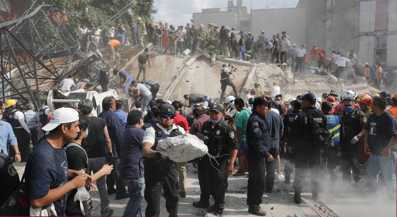 Un argentino murió a causa del terremoto en México — Confirmado