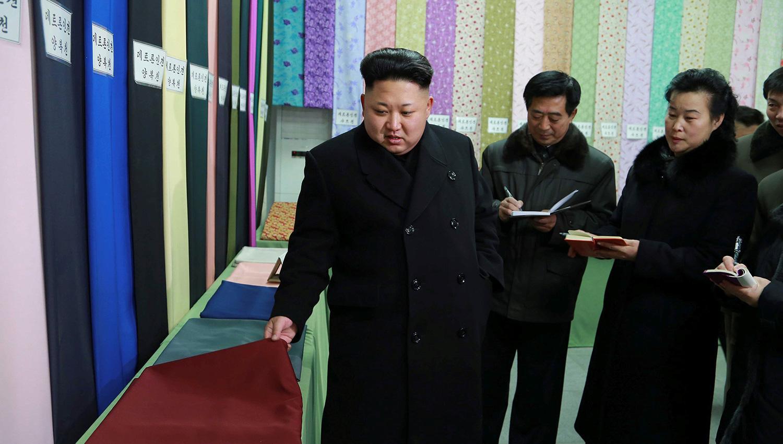 Bombarderos de EEUU volaron cerca de las costas de Corea del Norte