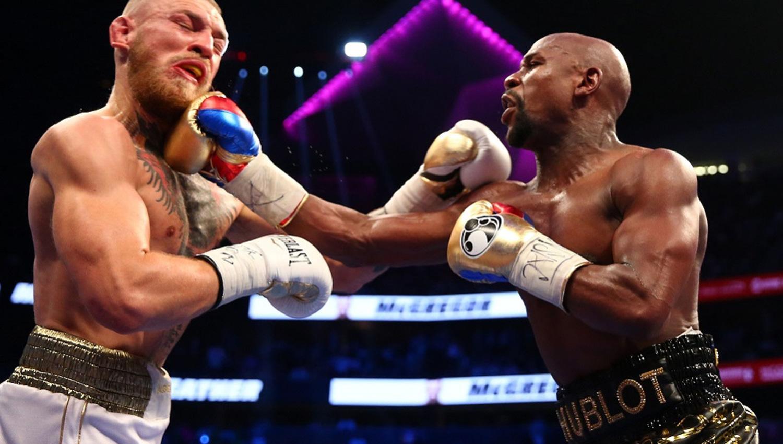 McGregor quiere a Canelo Álvarez para su segundo combate profesional