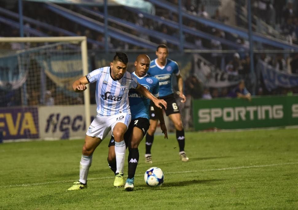 Atlético y Belgrano no se sacaron ventajas en Tucumán
