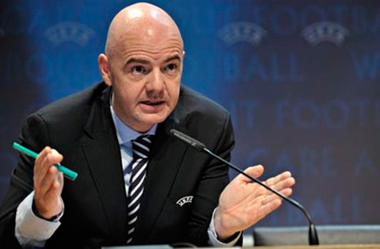 Presidente de la FIFA: