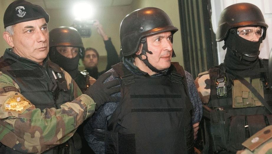 José López pactó una condena por un año y siete meses
