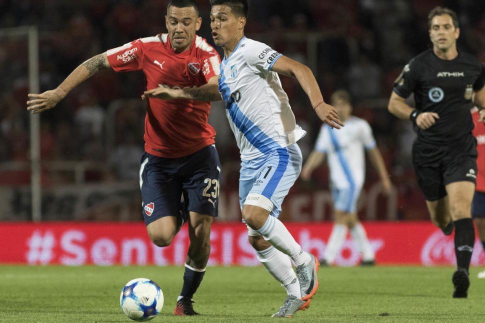 River-Atlético Tucumán empataron por la Superliga