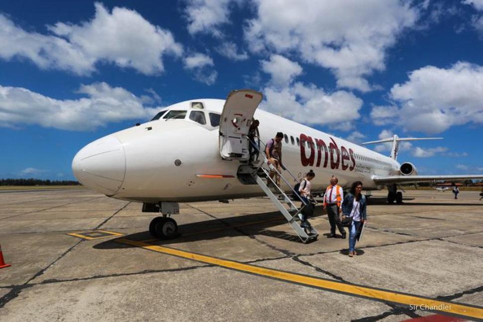 Andes Líneas Aéreas lanzará vuelos a Buenos Aires y Jujuy