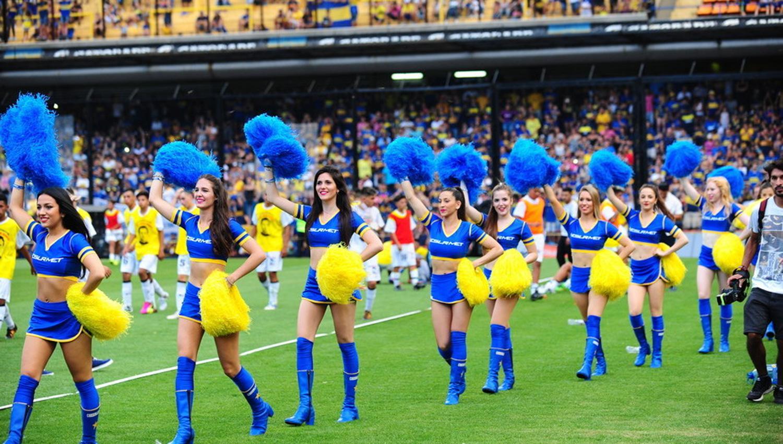 En apoyo al movimiento #NiUnaMenos, Boca Juniors erradica su grupo de porristas