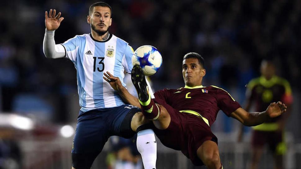 Biglia será baja para Argentina y citan a Insúa