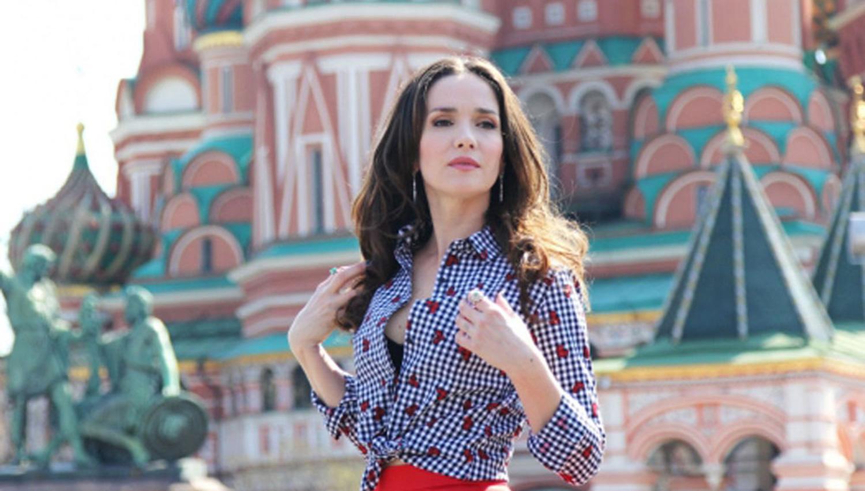 En Rusia conocen más a Natalia Oreiro que a Messi