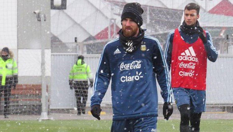 Selección Argentina: Posible 11 del equipo frente a Rusia