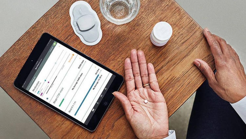 Una píldora digital controla si el paciente la tomó o no