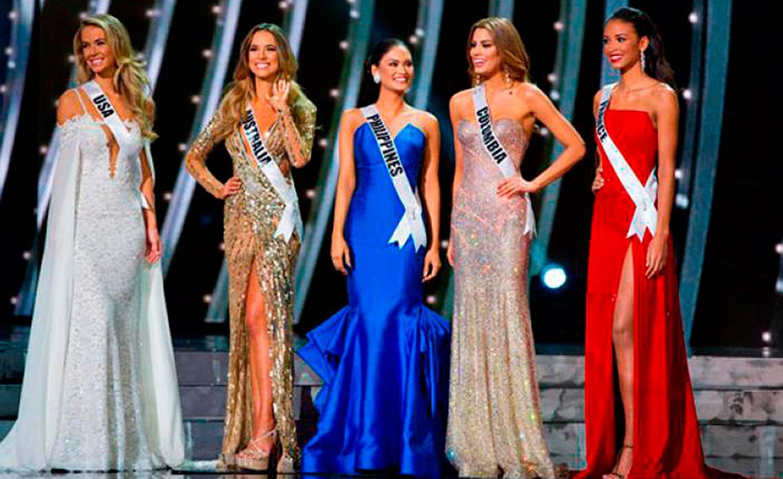 Miss Irak causa controversia por tomarse foto muy sonriente junto a Miss Israel