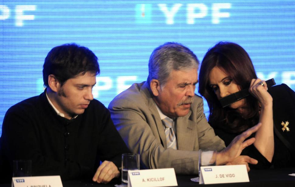 La Oficina Anticorrupción solicitó el juicio oral de CFK