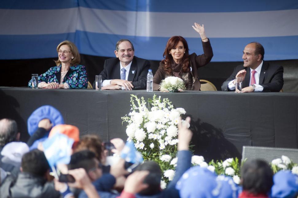 Cristina Kirchner vendrá a Tucumán el lunes