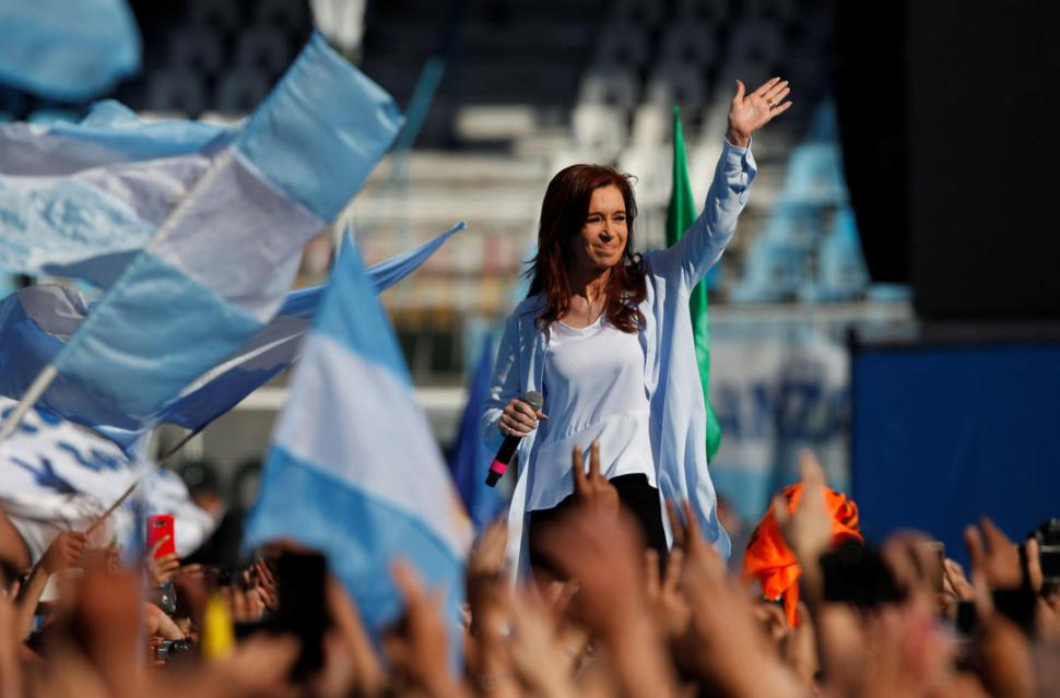 Betty Alperovich confirmó que Cristina Kirchner viene el lunes a Tucumán