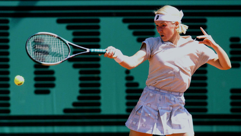 Fallece Jana Novotná, ex tenista número dos mundial