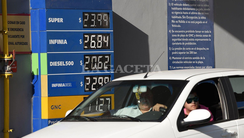 Las naftas podrían aumentar en torno al 6 por ciento