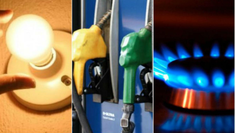 Diciembre llega con aumentos en luz y gas en todo el país