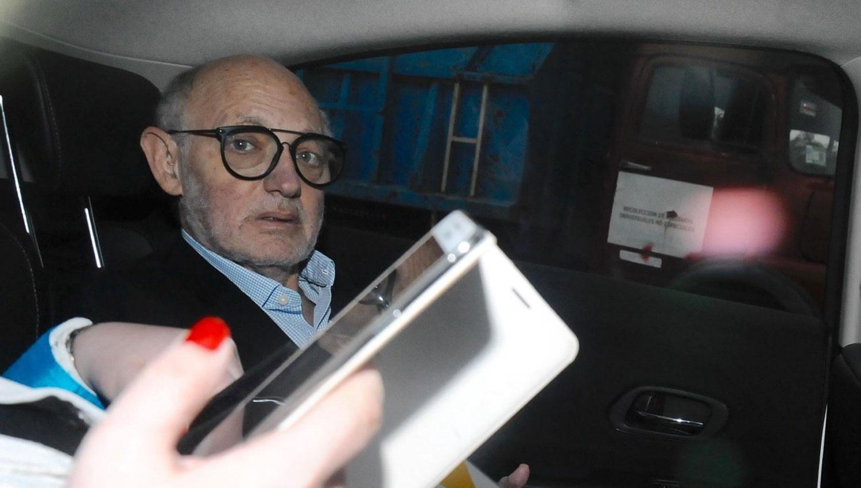 Bonadio rechazó el pedido de excarcelación de Luis D'Elía
