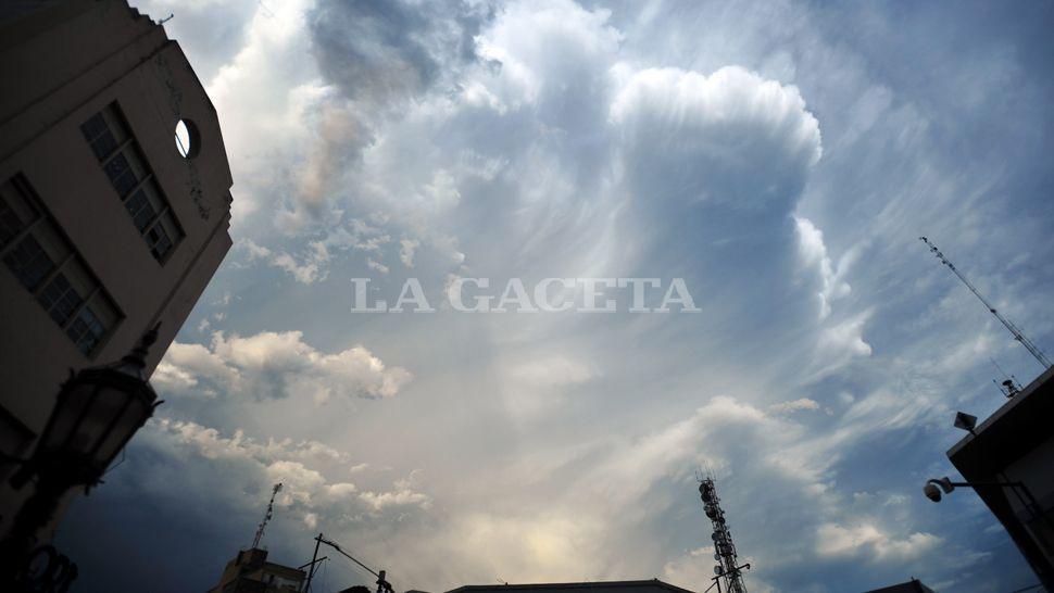 Alerta por tormentas fuertes para centro y norte del país