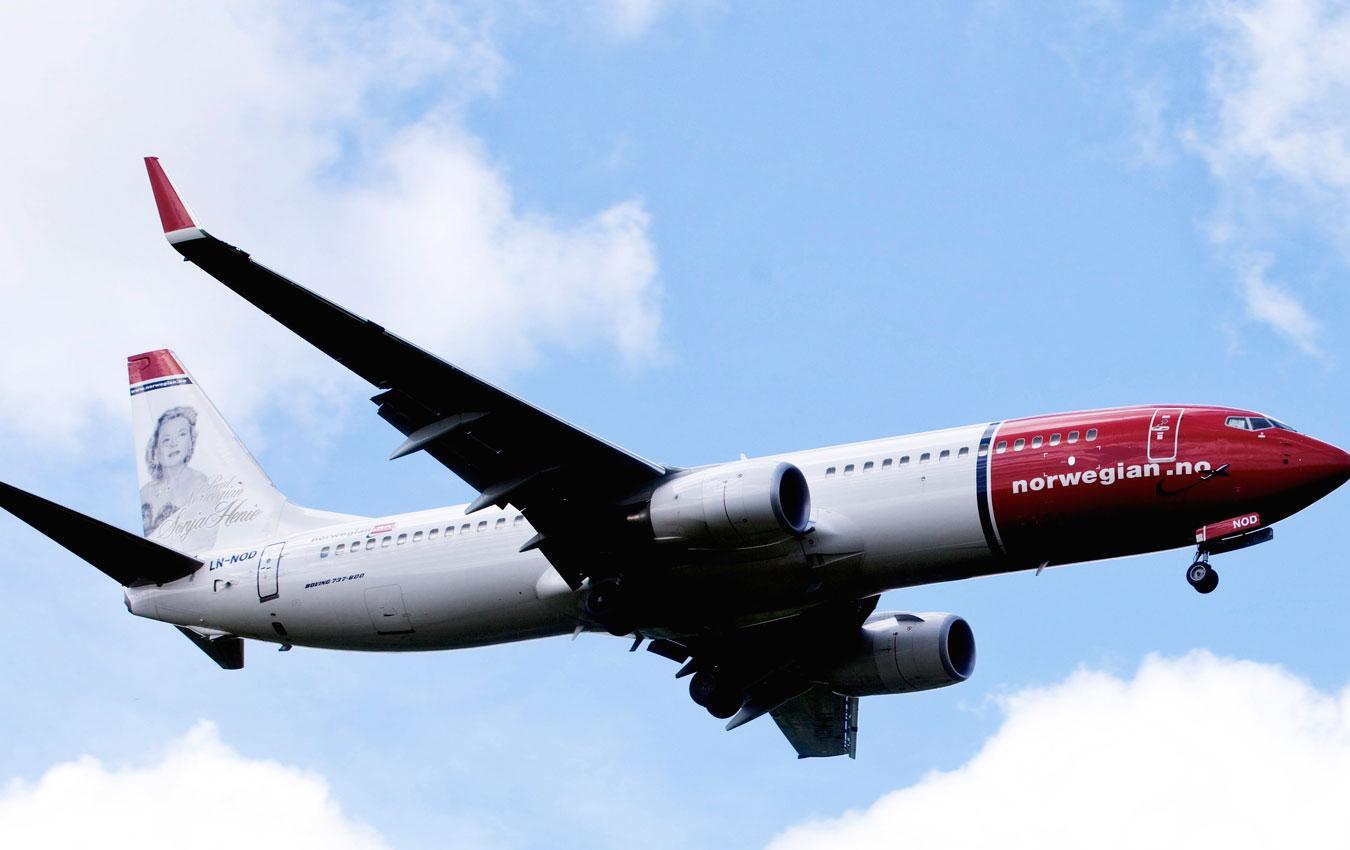 Low cost: nación otorgó el permiso a una aerolínea noruega