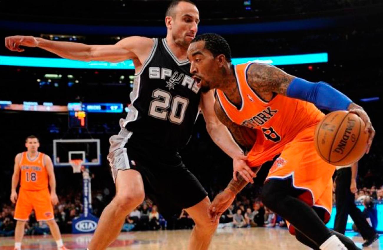 Los Spurs de Ginóbili se miden con los Knicks: hora, TV y ...