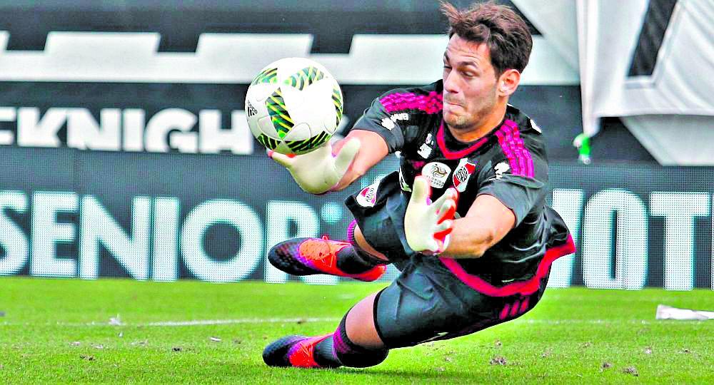 Augusto Batalla jugará en Atlético Tucumán