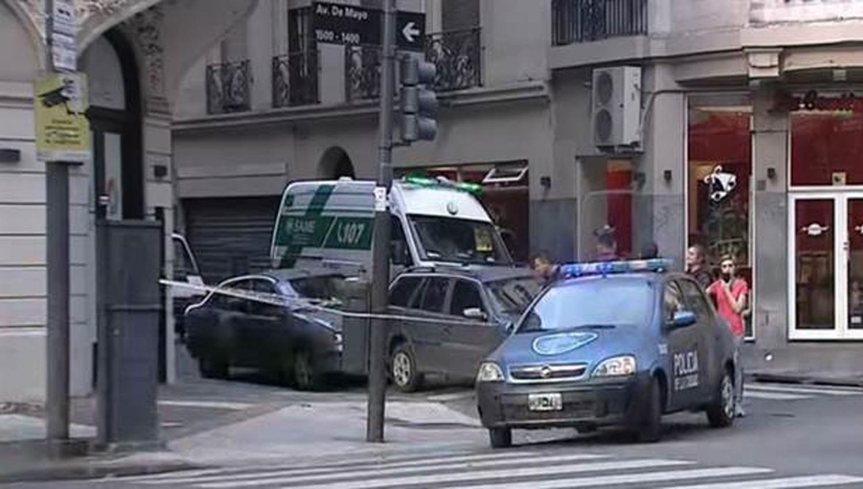 Apuñalaron a un turista ruso en un asalto