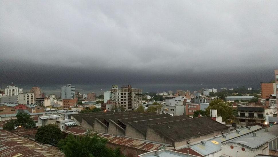 Tras las jornadas de calor, la lluvia hará bajar la temperatura