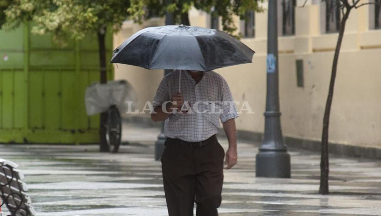 Tucumán otra vez bajo alerta por lluvias y tormentas fuertes